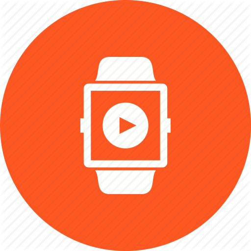 App, List, Play, Smart, Sound, Video, Watch Icon