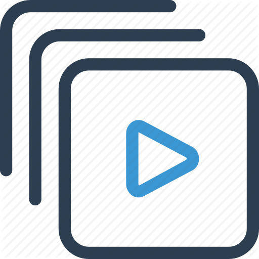 , Film, Movie, Play, Type, Video, Watch Icon