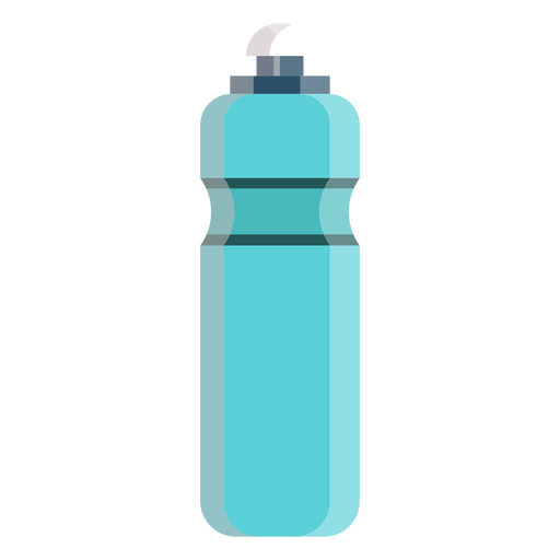 Cycling Water Bottle Icon