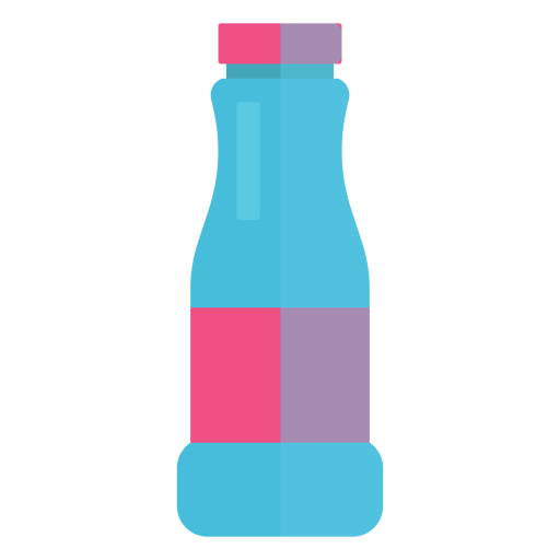 Glass Water Bottle Icon