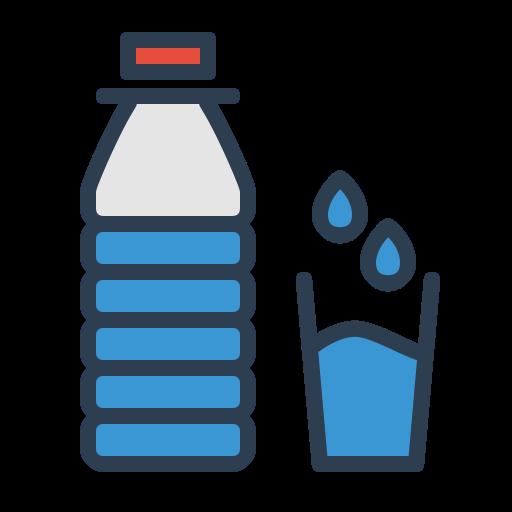 Aqua, Bottle, Drink, Drop, Glass, Resolutions, Water Icon Free