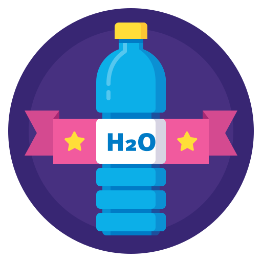 Water, Drink, Bottle Icon Free Of Sport Achievment Badges