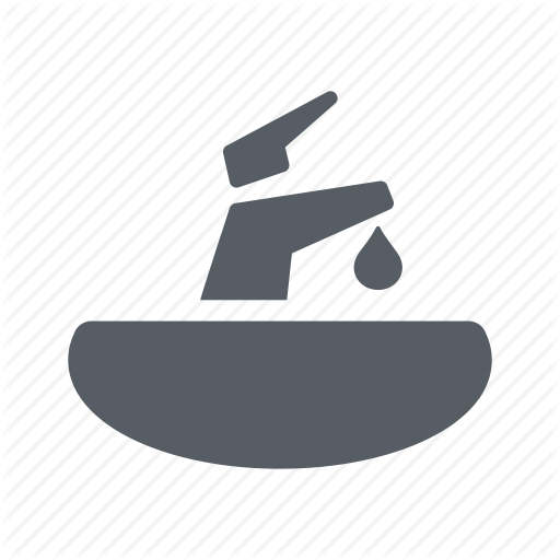 Bathroom, Cleaning, Faucet, Sink, Tap, Water Icon