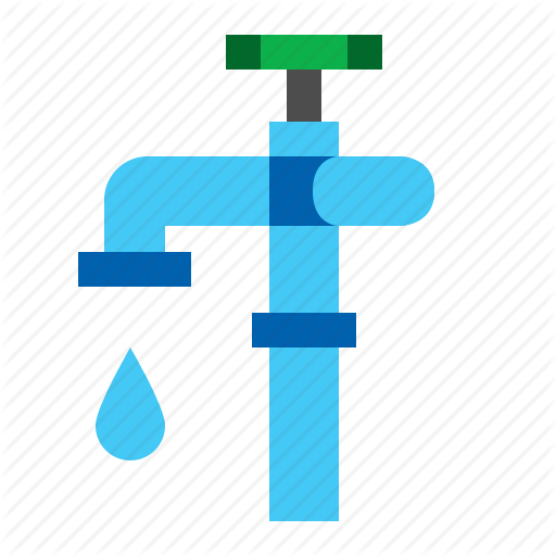 Faucet, Tap, Valve, Water Icon