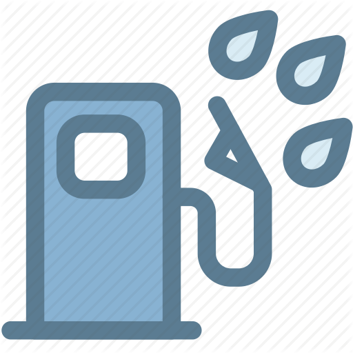 Car, Dashboard, Filter, Fuel, Sign, Warning, Water In Fuel Filter Icon