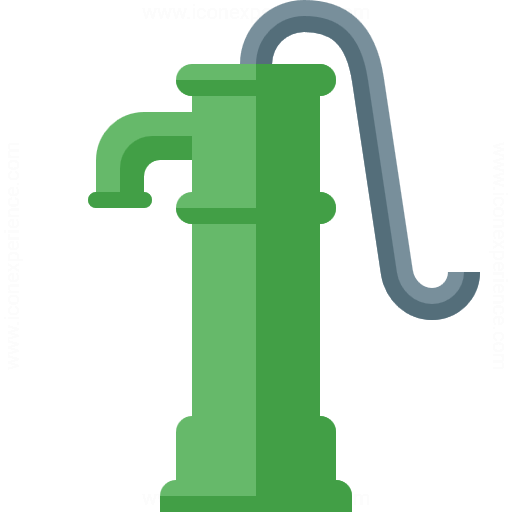 Iconexperience G Collection Hand Pump Icon