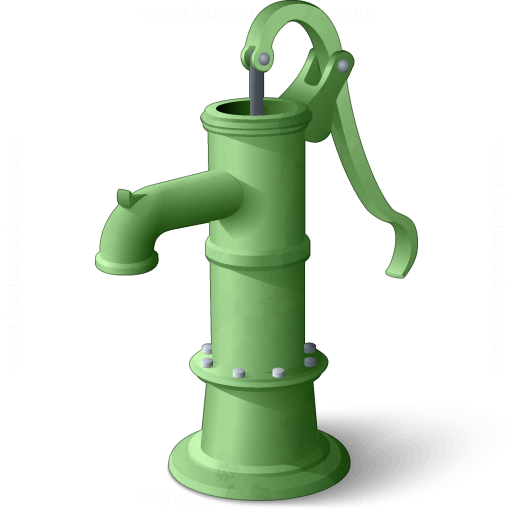 Iconexperience V Collection Hand Pump Icon