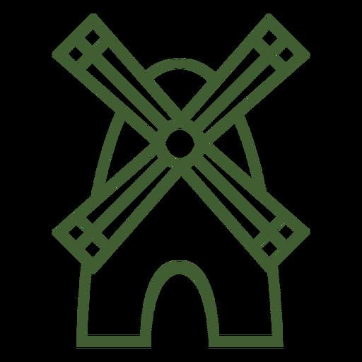 Windmill Icon Windmill