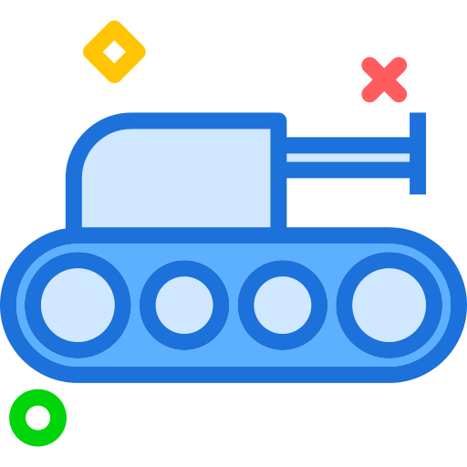 Tank Military Png Icon