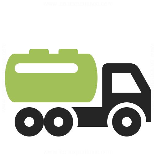Tank Truck Icon Iconexperience