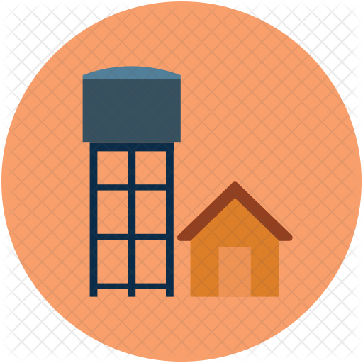 Water Tank Icon Png Png Image