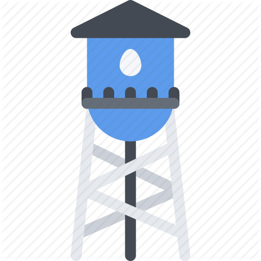 Architect, Architecture, Build, Building, City, Tower, Water Icon