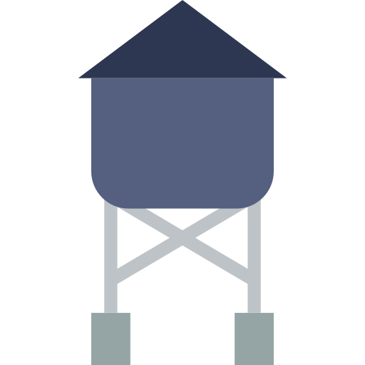 Watertower Tower Png Icon