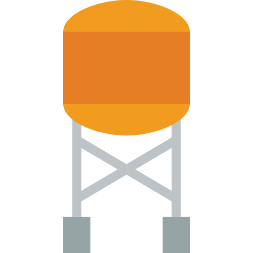 Watertower Water Png Icon