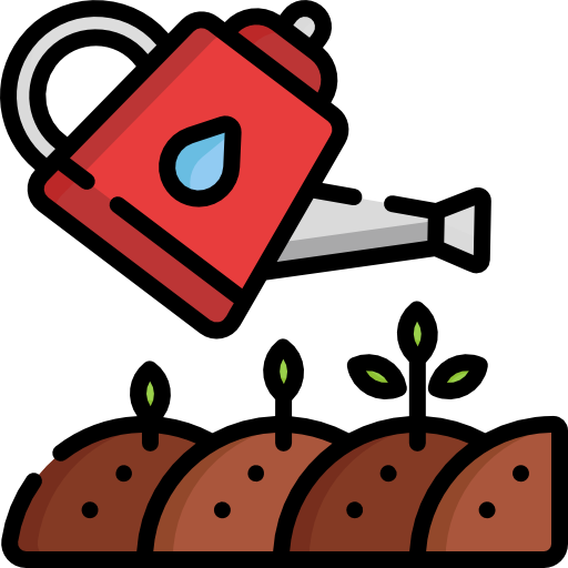 Watering Can Icon Autumn Freepik Freepik