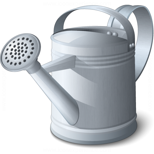 Iconexperience V Collection Watering Can Icon