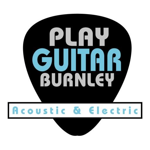 Play Guitar Burnley Watermark Icon Logo Play Guitar Burnley