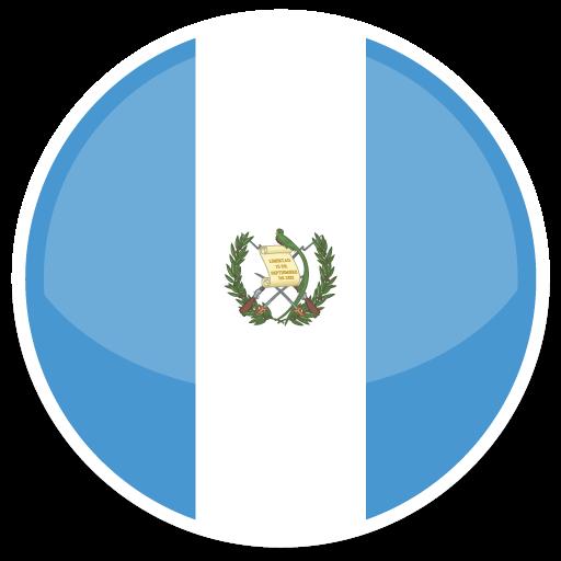 Guatemala Icons, Free Icons In Flat Round World Flag Icon Set