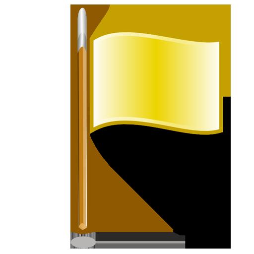 Yellow Flag Icon Download Free Icons