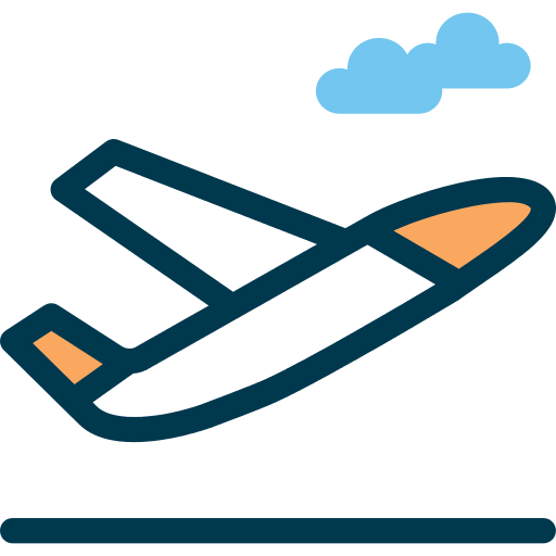 Departures Plane Png Icon