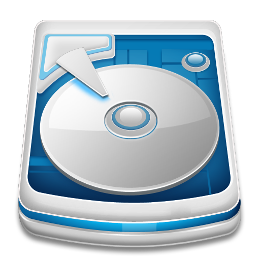 Black Hard Drive Icon Images