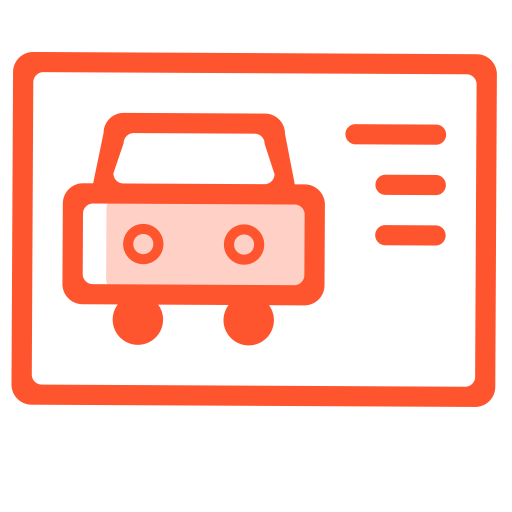 Driving License, Book, Transport Icon With Png And Vector Format