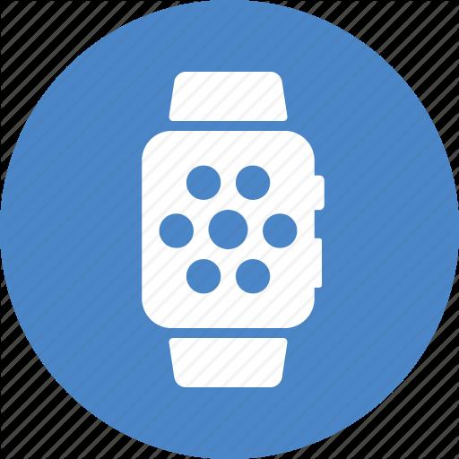 Apple, Apps, Iwatch, Smart, Smartwatch, Watch, Wearable Icon