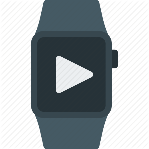 Apple, Device, Iwatch, Play, Smartwatch, Watch, Wearable Icon