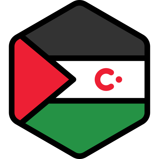 Sahrawi Arab Democratic Republic Png Icon
