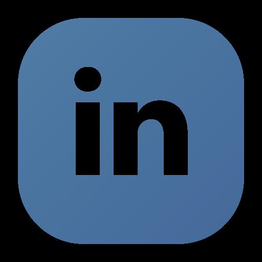 Social Media Glyph Steelblue Icon