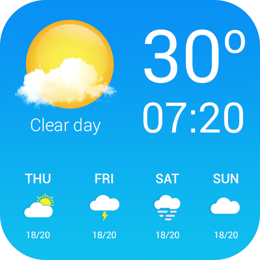 Download Weather App Latest Version App For Windows
