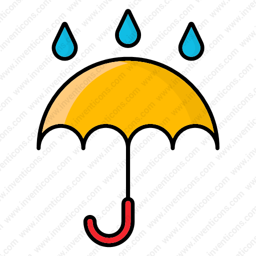 Download Umbrella,freesing,weather Icon Inventicons