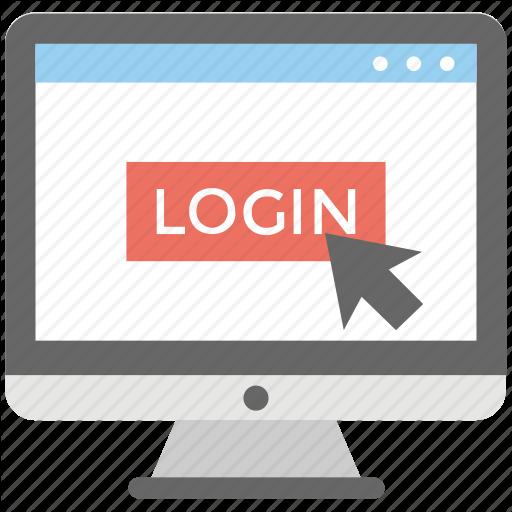 Login Screen, User Account, User Login, Web Application, Website