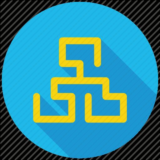 Map, Seo Pack, Site, Web Design Icon