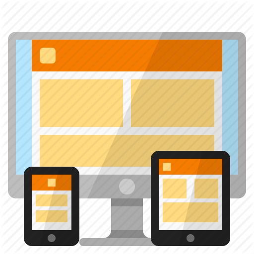 Responsive Web, Responsive Web Design, Responsive Website Design