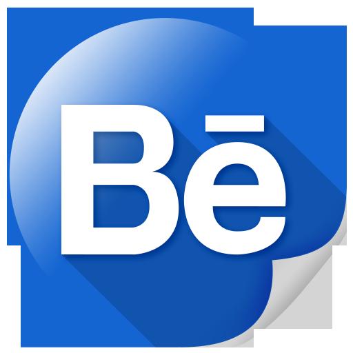 Behance, Communication, Creative, Set, Web, Webdesign Icon
