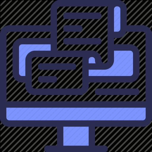 Coding, Computer, Design, Development, Script, Web Icon