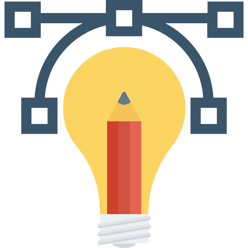 Vector Icon Web Design Development And Ui Dinosoftlabs