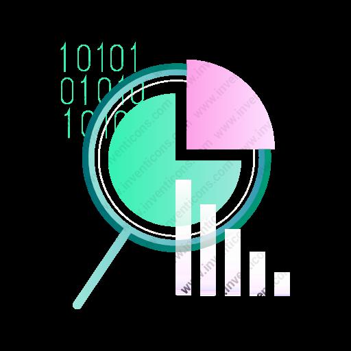 Download Analytics Icon Inventicons