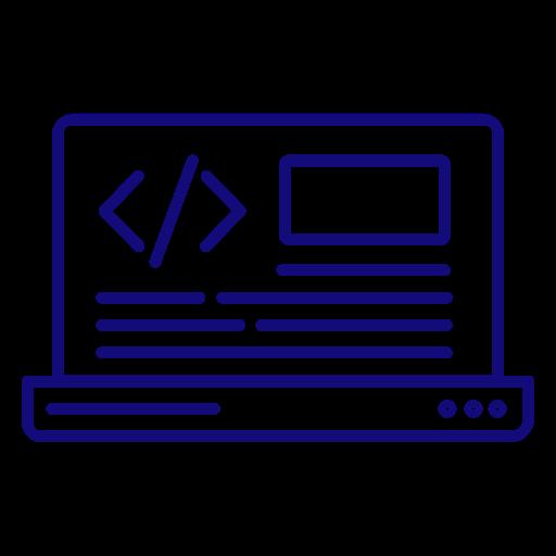 Code, Dashboard, Development, Html, Text, Web Development Icon