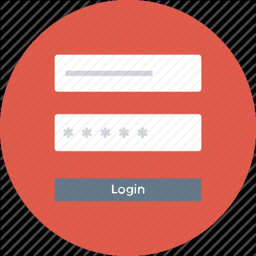 Form, Login, User Login, Web Form Icon Icon