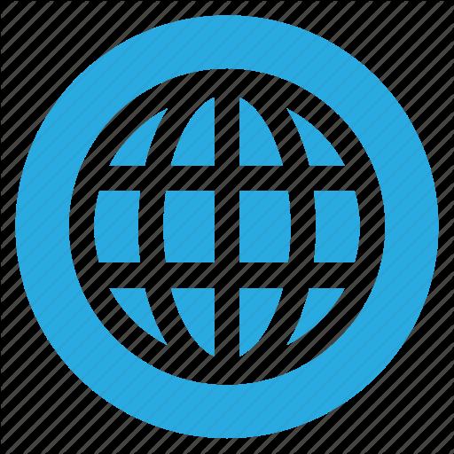 Circle, Circular, Globe, Round, User Interface, Web, World Icon