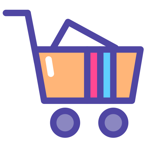 Dining Shopping Cart, Dining, Dinner Icon With Png And Vector