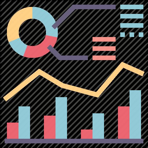 Analytics, Dashboard, Data, Tools, Trend, Webmaster Icon