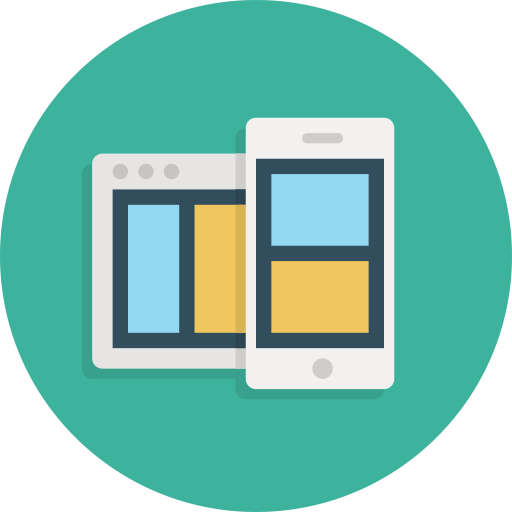Responsive, Responsive Design, Responsive Devices Icon Png