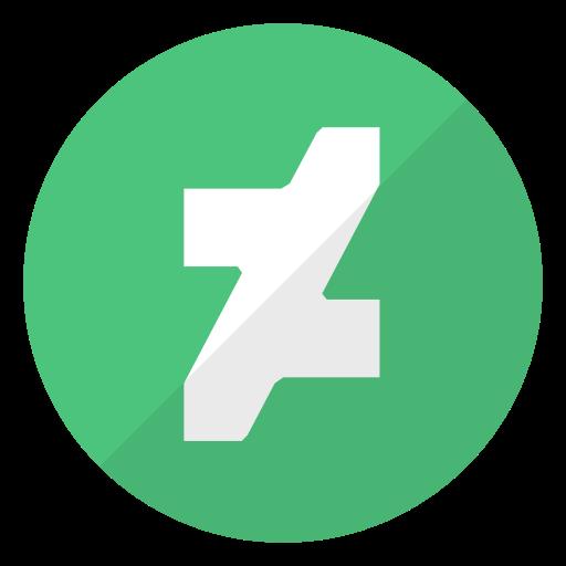 Logo, Art, Deviant, Website Icon