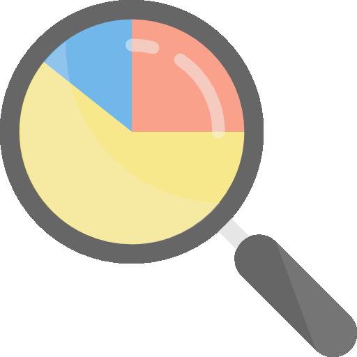 Loupe Icon Web Design Set Freepik