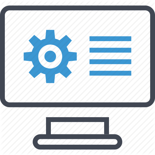 Options, Setup, Website Icon