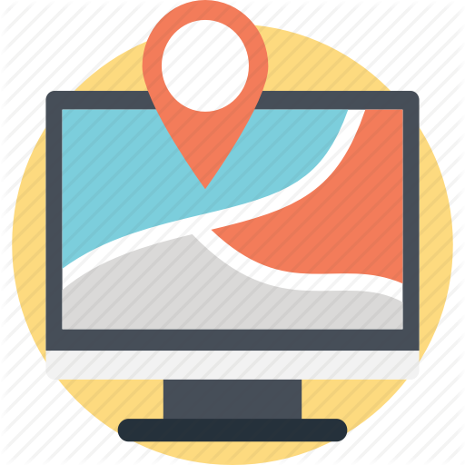 Gps, Navigation Satellite System, Online Map, Web Navigation