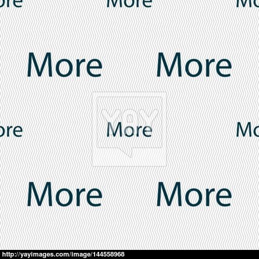 More Sign Icon Details Symbol Website Navigation Seamless